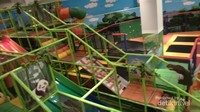 Wahana permainan anak di Dream Playground yang dipastikan aman bagi buah hati