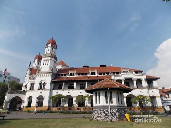 Komplek Bangunan NIS atau Lawang Sewu, Semarang