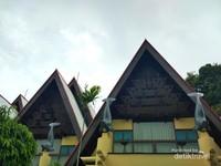 Atapnya unik