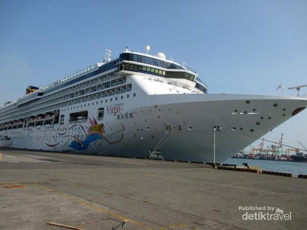 Kapal pesiar Supestar Virgo adalah salah satu kapal terbesar yang dimiliki perusahaan Star Cruise, sebuah perusahaan pelayaran kapal pesiar yang berbasis di Asia dengan kantor pusatnya berada di Hong Kong.