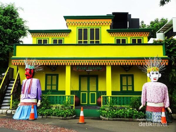 92 Rumah Adat Betawi Beserta Gambar HD Terbaru