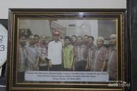 Presiden Jokowi pernah makan di Sate Mak Syukur juga