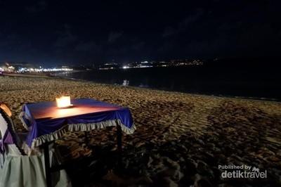 Belum Makan Malam Romantis di Bali, Kalau Belum ke Sini