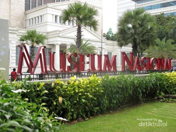 Museum yang dikenal juga dengan sebutan Museum Gajah ini merupakan museum pertama dan terbesar di Asia Tenggara