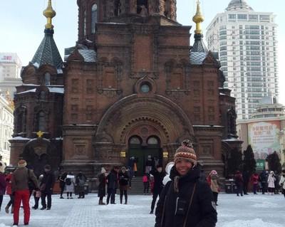 Ini Gereja Ortodoks Terbesar di Kawasan Asia Timur