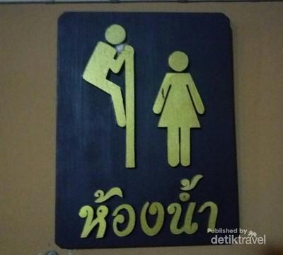 Awas! Ada Tukang Ngintip di WC Thailand