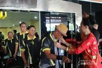 Penyambutan Peserta dari Brunei Darussalam