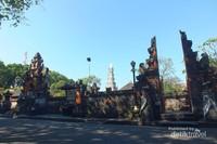 Pura Agung Jaganatha Lapangan Puputan Badung