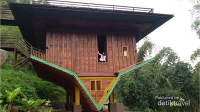 Seru-seruan di Dago Dream Park Bandung