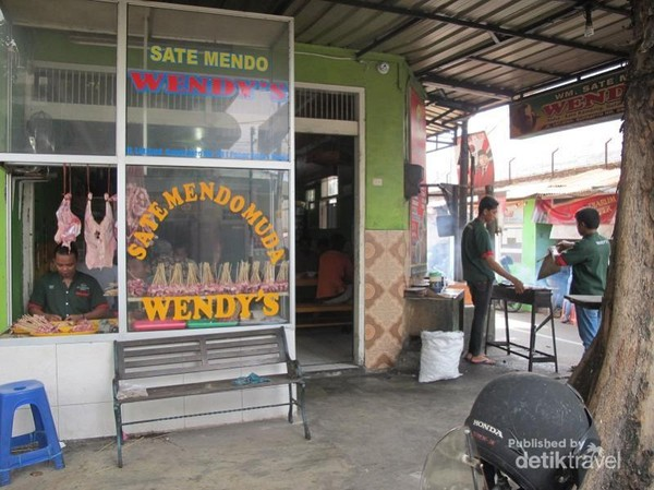 Bagian Depan Restoran