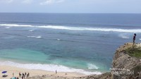 Sudut Pantai Melasti yang keren banget buat foto