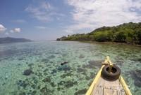 Perairan Pulau Kepa, salah satu tempat terbaik untuk snorkeling di Alor