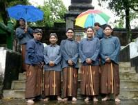 Sebelum masuk ke area Makam Sultan Agung