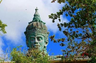 Di Taman Inilah Sejarah Bali Diceritakan