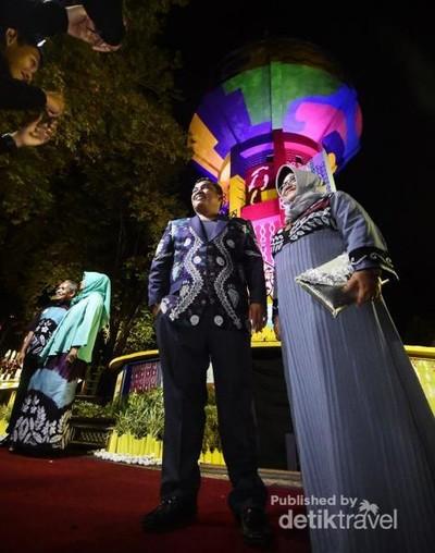 Tower Sasirangan, Ikon Instagramble di Banjarbaru