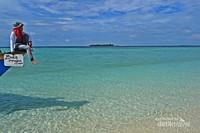 Pulau Anak Sumanga, pulau dengan Landscape tercantik.