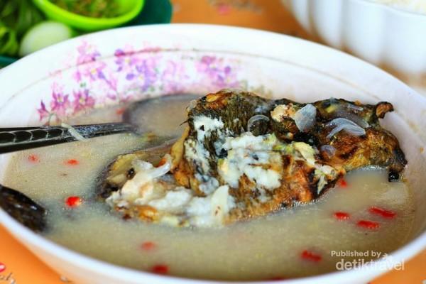 Menikmati Makanan Raja Tapanuli Selatan Foto 3