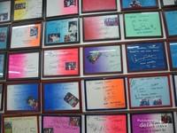 Testimoni para artis yang belanja di kawasan Pandanaran