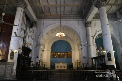 Bangunan Kolkata Ini Menyimpan Lukisan Leonardo da Vinci