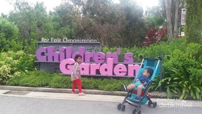 Bisa Banget, Wisata Gratis Bareng Anak di Singapura