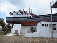 Peristiwa ini memperlihatkan betapa dahsyatnya tsunami Aceh tahun 2014