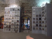 Di museum terdapat banyak ruangan yang akan menambah pengetahuan kita mengenai sejarah gereja