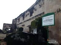 Situs Pulo Kenanga, sisa kejayaan masa lampau