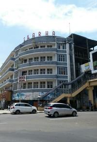 Gedung Swarna yang dulunya merupakan hotel