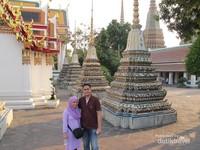 Konon di Wat Po adalah tempat lahirnya Thai Massage yang terkenal