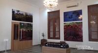 Ruangan display lahan gambut