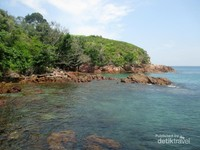 Pulau Salah Namo di Sumatera Utara