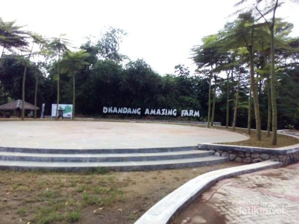 DKandang Amazing Farm, Sawangan Pasir Putih Depok