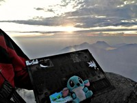 Pemenadangan dari Gunung Tujuh