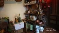 Perabot yang ada di dalam rumah Hobbit