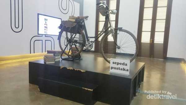 Sepeda Pustaka