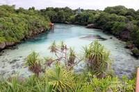Danau Weekuri yang cantik, asyik untuk berenang (dok pribadi)