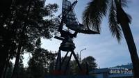Radar yang ada di dalam kawasan Seskoau