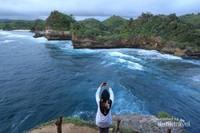 Batu Bengkung, indahnya banget