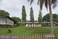 Bangunan bekas pengungsian dialihfungsikan menjadi museum yang berisi peninggalan barang dan dokumen tentang sejarah eks pengungsian Vietnam