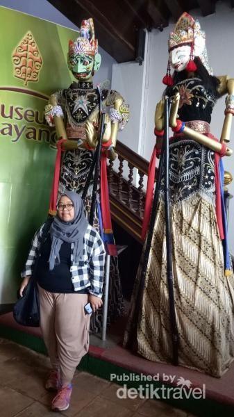 Berakhir Pekan di Jakarta, Lihat Wayang Yuk!