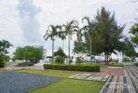 Taman ruang hijau yang terawat