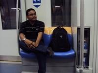 Inside MRT