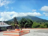 selamat datang di Objek Wisata Batu Angus, Pulau Ternate, Provinsi Maluku Utara.