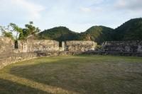 Benteng Otahiya, dibangun sebagai perlindungan dan pertahanan melawan penjajah Portugis