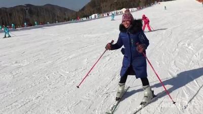 Main Ski di China, Seperti Apa Rasanya?
