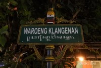 Waroeng Klangenan