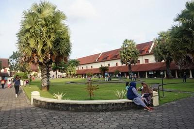 Pangeran Diponegoro Pernah Dipenjara di Benteng Ini
