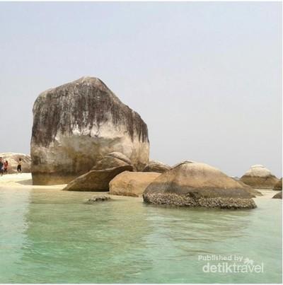 Liburan ke Belitung, Ini Pantai-pantai yang Wajib Dikunjungi