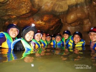 Caving di Yogyakarta, Coba 3 Tempat Ini