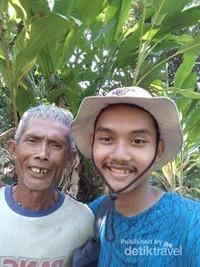 Abah Jahra (72), Sosok Ayah dengan Kesederhanaanya